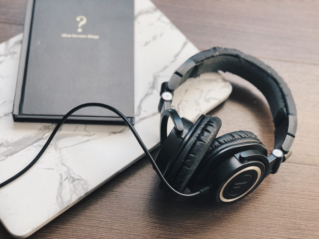the four podcasts you should be listening to
