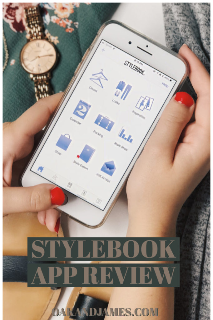 stylebook fashion app review