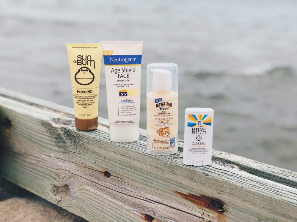 best affordable face sunscreens