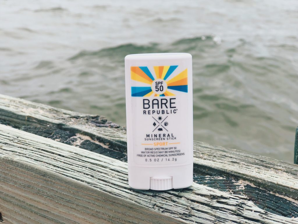 best affordable face sunscreens bare republic mineral stick