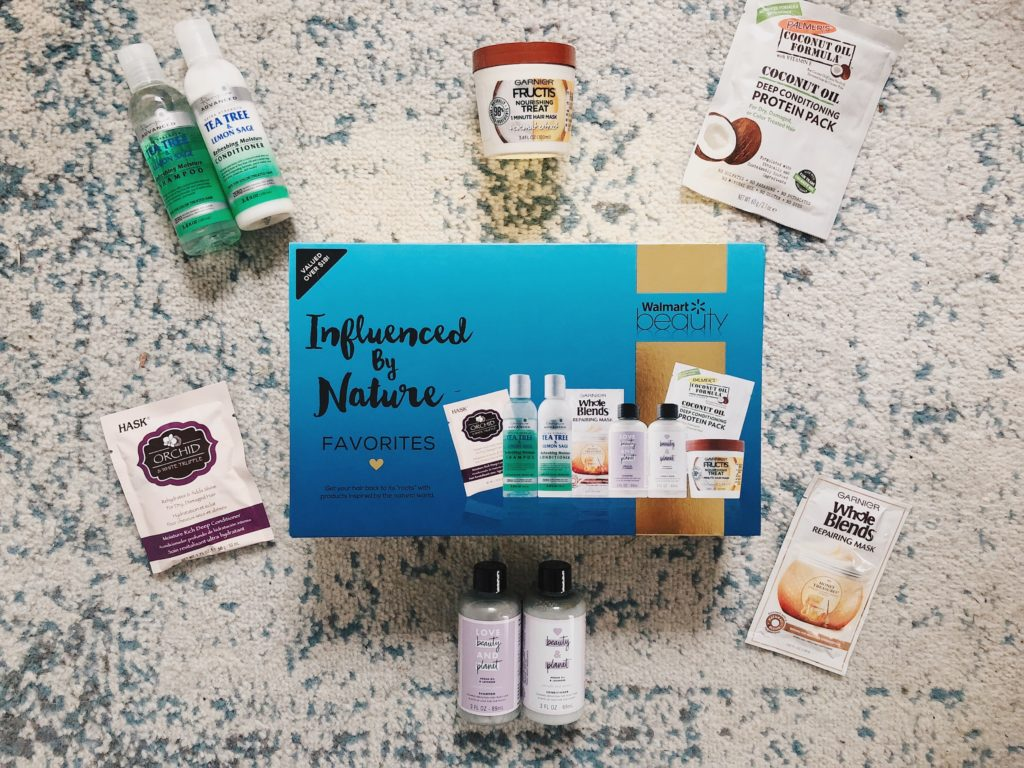 Walmart beauty box subscription review new in beauty