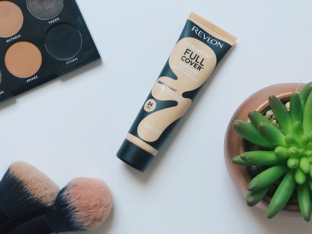 new in beauty revlon colorstay full cover foundation review