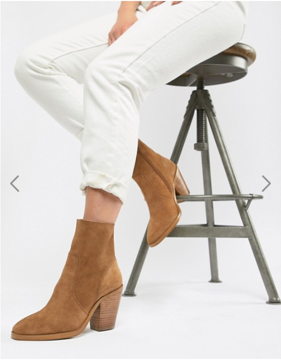 fall fashion 2018 trends brown suede ankle boots
