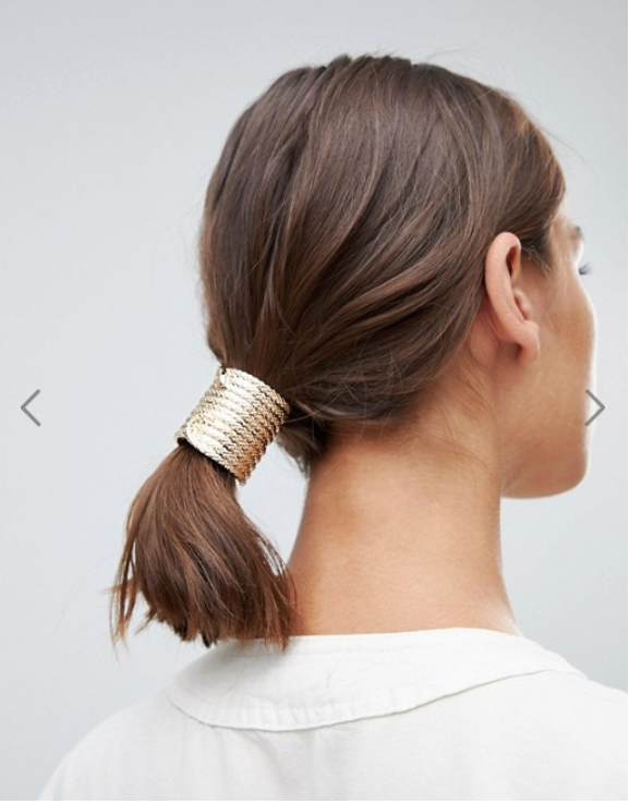 fall fashion 2018 trends gold cuff hairband