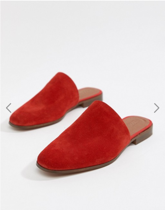 fall fashion 2018 trends red mules