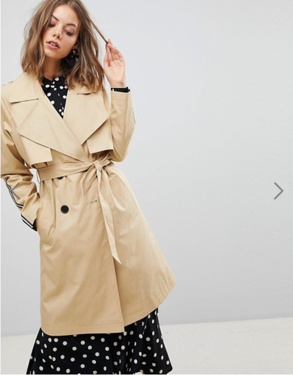 fall fashion 2018 trench coat
