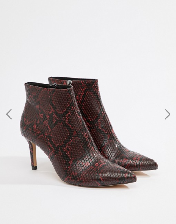 snake skin shoes fall 2018 accessory trends
